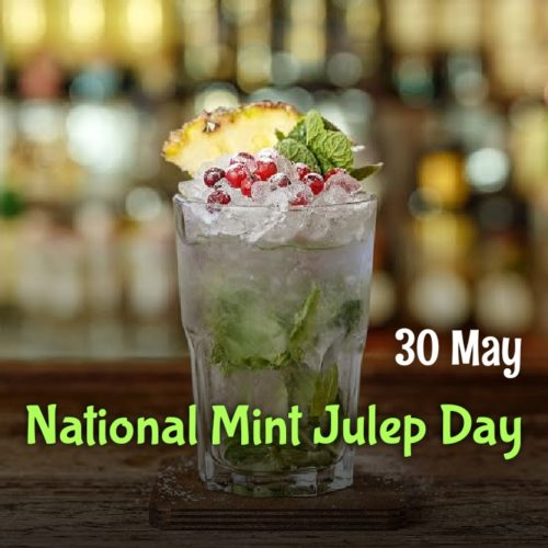 Happy National Mint Julep Day images for status