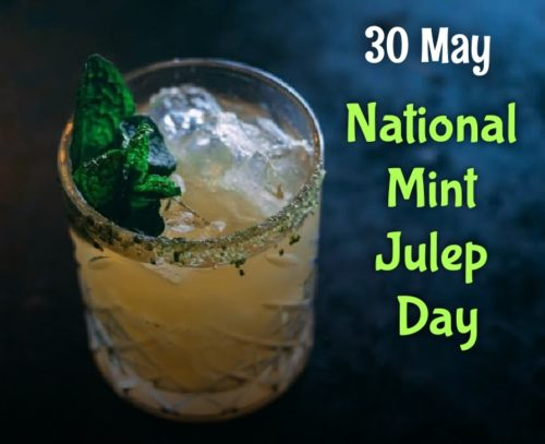 Download Mint Julep Day wishes images