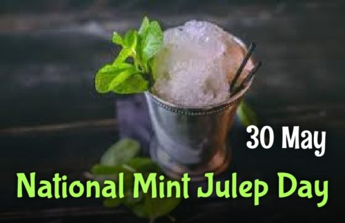 Happy National Mint Julep Day images