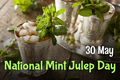 Mint Julep Day wishes images