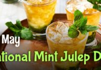 30 May Mint Julep Day wishes images