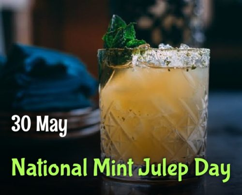 30 May Happy National Mint Julep Day 2020 pics