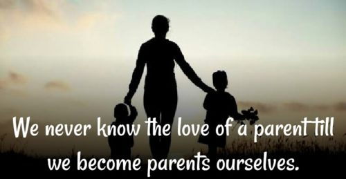 Parents' Day 2020 Quotes