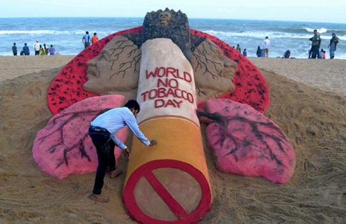 Awesome World No-Tobacco Day New Creative pictures