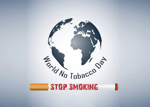 Best New World No-Tobacco Day Wishing Whats-app and fb status images