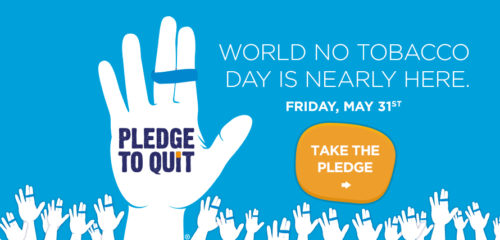 Free Download World No-Tobacco Day 31 st May 2020