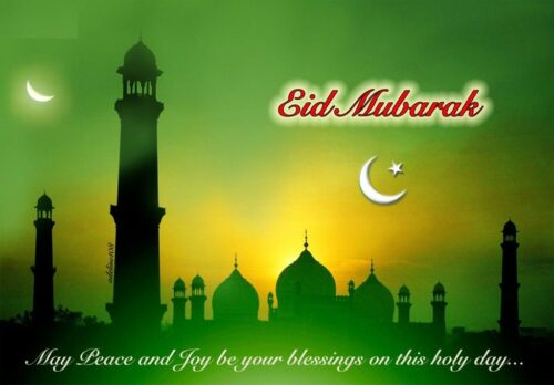 Happy Eid ul Fitr Mubarak 2020 Special Quotes and messages
