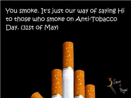 Happy World No Tobacco Day 2020 New images
