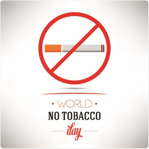 New images of World No-Tobacco Day