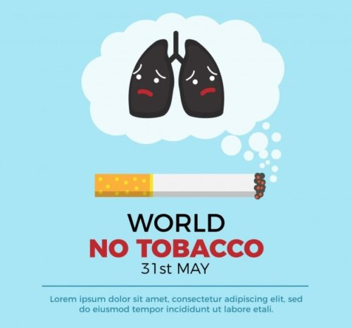 World No-Tobacco Day New Messages and Quotes