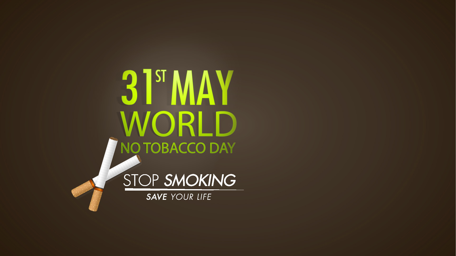 World No-Tobacco Day Wishing HD Pictures