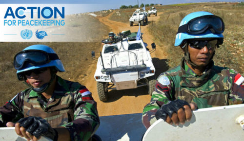 International Day of UN Peacekeepers Honour