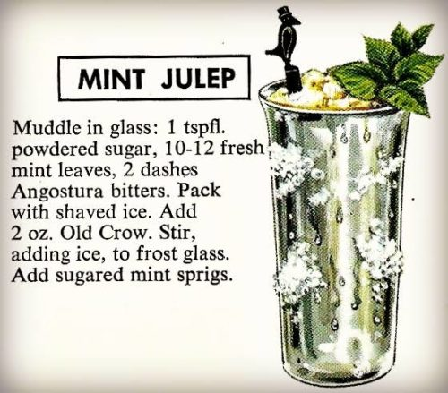 Happy National Mint Julep Day Recipes images