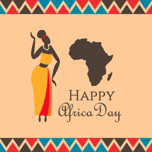 Latest Happy Africa Day 2020 greeting photos
