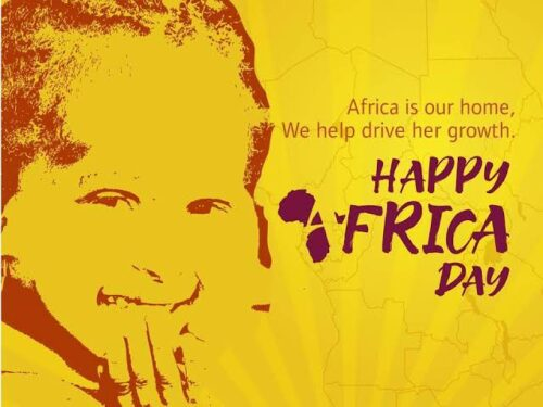 Africa Day 2020 greeting photos with Quotes