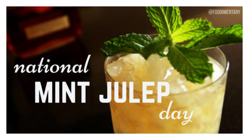 Best Mint Julep Day wishes images