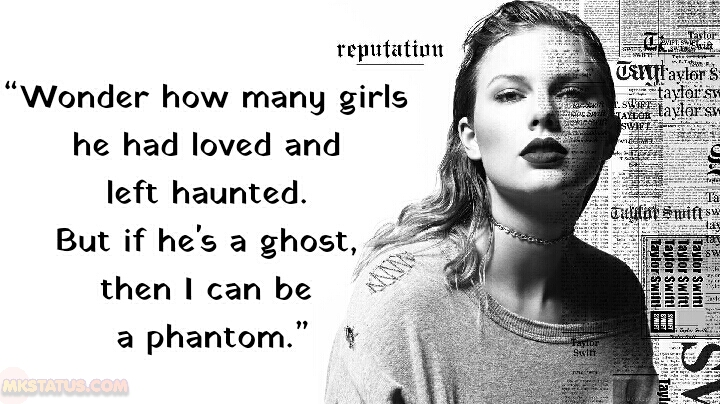 Taylor Swift Captions