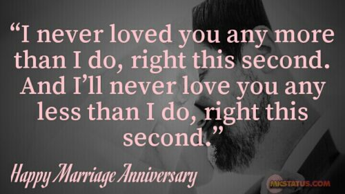 Happy Marriage Anniversary Quotes