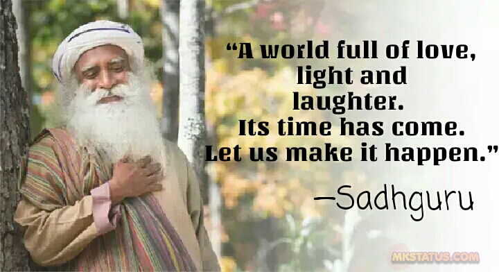 Sadhguru Quotes Status Images