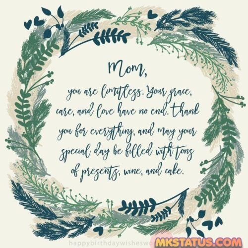 Mother Day Poem in English images