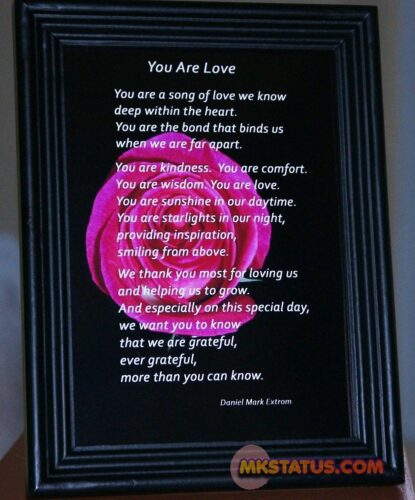 Mother day 2020 love poem images