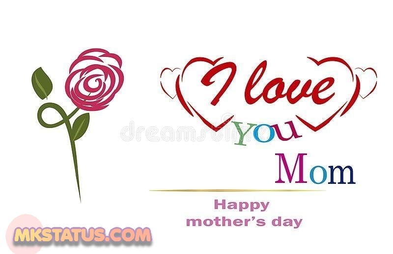 I love You Mom Mother day Wishes new images