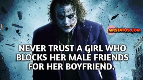 Joker Quotes pictures for for Whatsapp Status