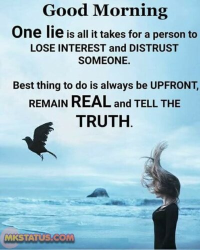 Truth Messages wishes good morning