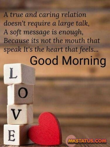 Good Morning loving messages and quotes images