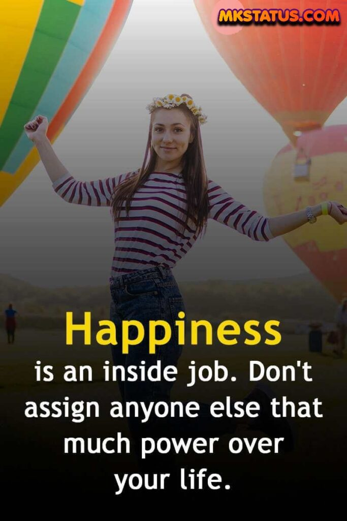Happiness Quotes images for whatsapp Status