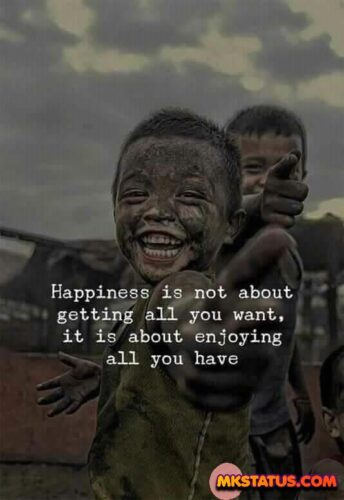 Happiness Quotes for FB Status and DP