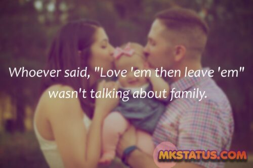 Family day Love Quotes images