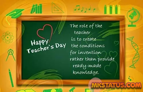 Latest Happy Teacher Day Quotes images