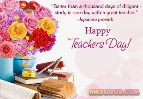 Beautiful Teacher Day Quotes images and Pics