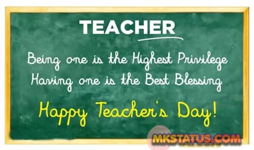 Top happy teacher's day messages and Quotes images