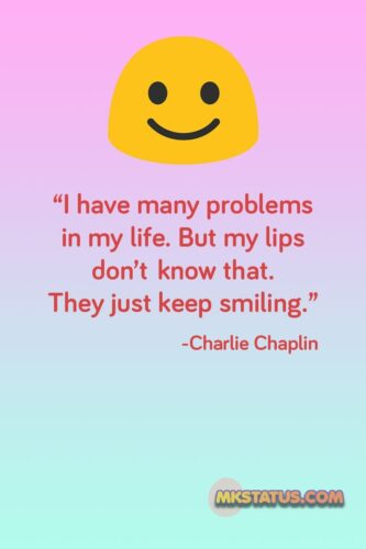 Best new Smiling Quotes images for status