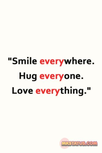 Lovely Smiling Quotes images