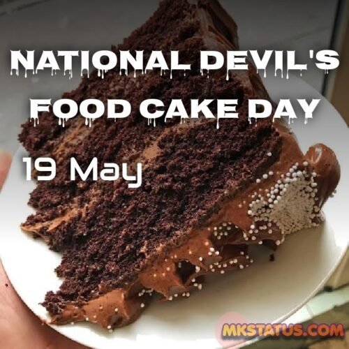 National Devil's Food Cake Day images and Photos
