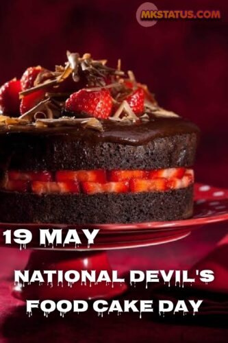 Download National Devil's Food Cake Day