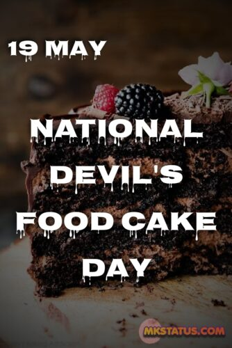 National Devil's Food Cake Day 2020 Photos