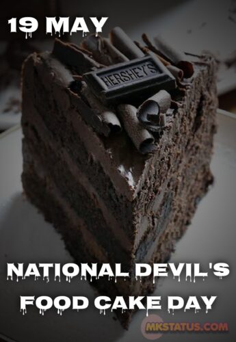 National Devil's Food Cake Day 2020 pictures