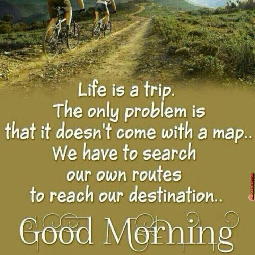 Download Good Morning Life Quotes images