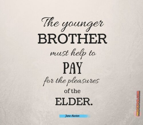 Inspirational Brother Quotes images