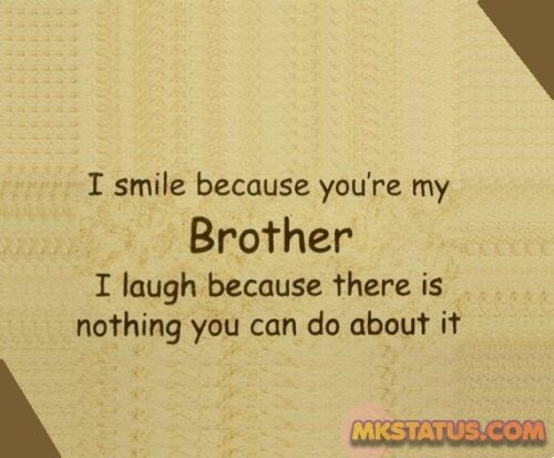 Best new Brother day quotes images