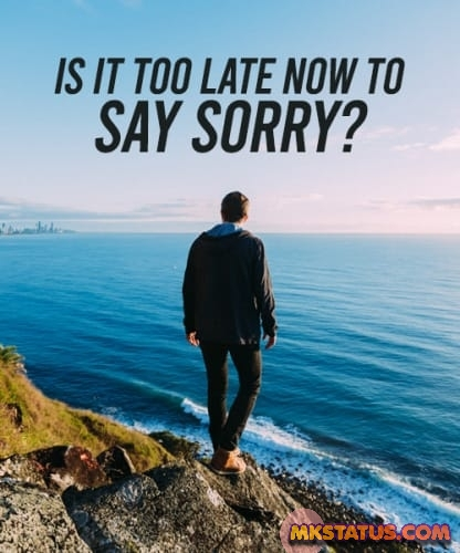 Sorry Messages images
