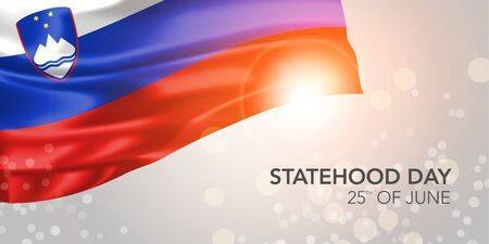 Statehood Day Slovenia wishes images 25 June