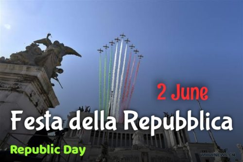 2 June Festa della Repubblica 2020 wishes images for status