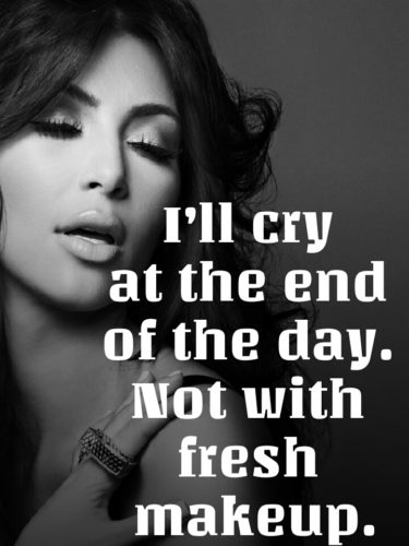 kim kardashian Instagram Quotes Images