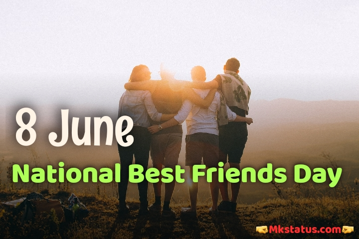 National Best Friends Day Images