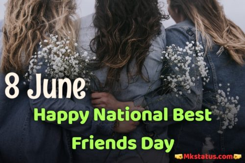 National Best Friends Day 2020 Images